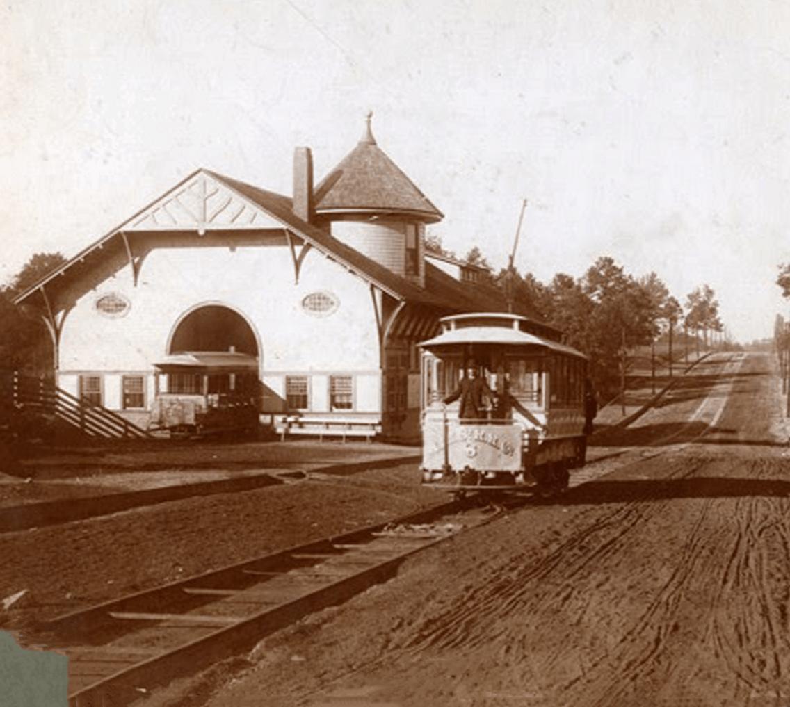 Inman Park Trolley Barn (1890-2016)
